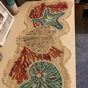 PIER ONE COASTAL RUNNER NWT